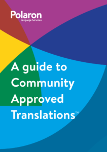 Download Guide to Community Approved Translations