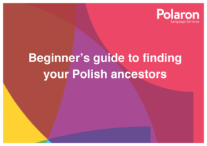 Download Guide to finding your Polish ancestors