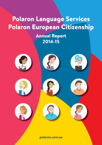 Polaron Language and EU Citizenship Annual Report 2014-15