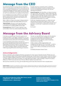 Polaron Language and EU Citizenship Annual Report 2014-15 page 4
